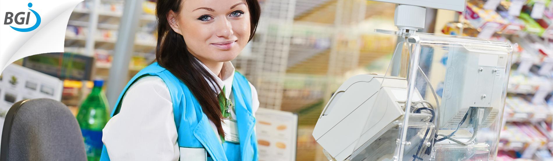 Kassenschein und Verkaufstraining mit Deutsch